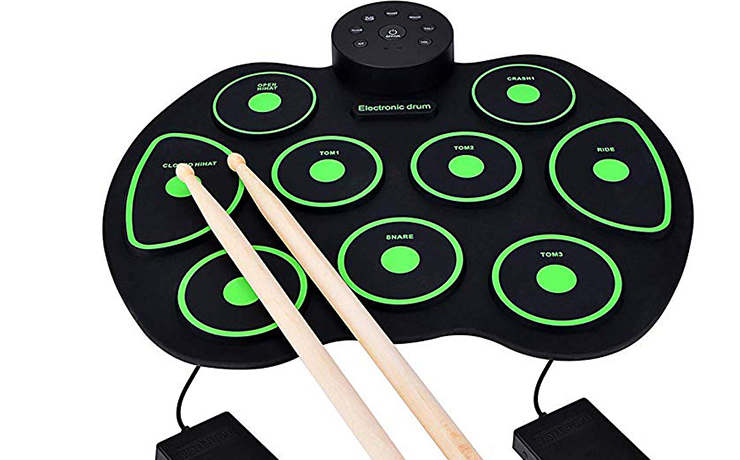 Portable Drum Pads