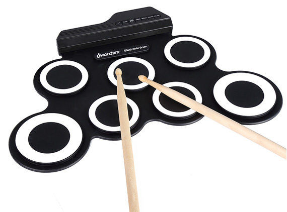 Hand Roll Drum Without Speaker (G3002)