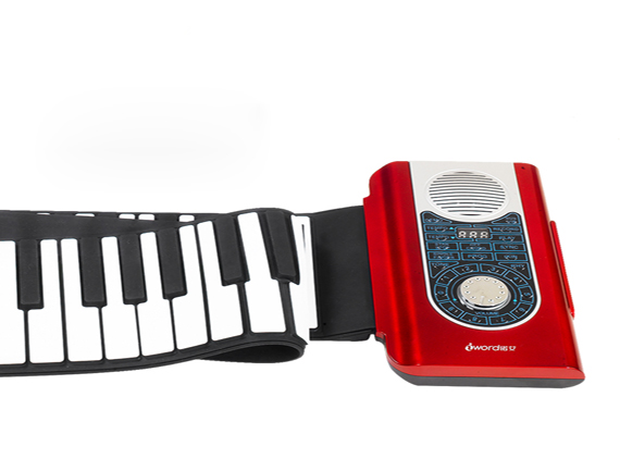 88 Keys Bluetooth Roll Up Piano(N2089)